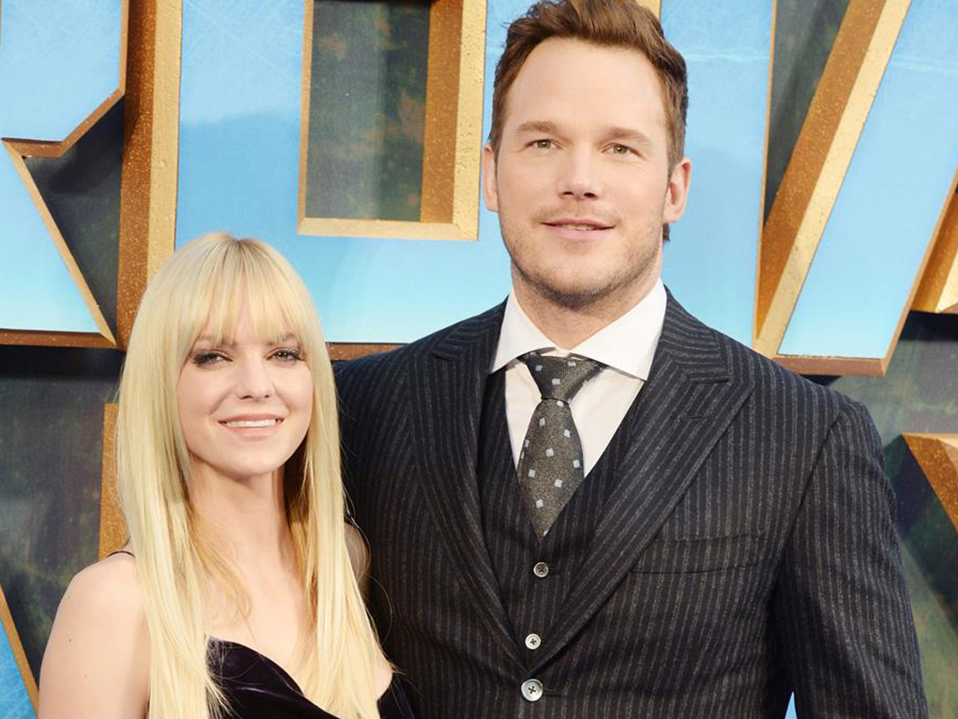 Chris Pratt thinks Anna Faris was awesome at the Emmys