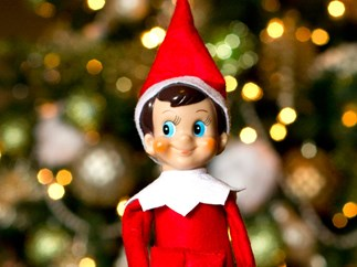 Elf on the Shelf have been given the dad-joke-esque parodies they deserve