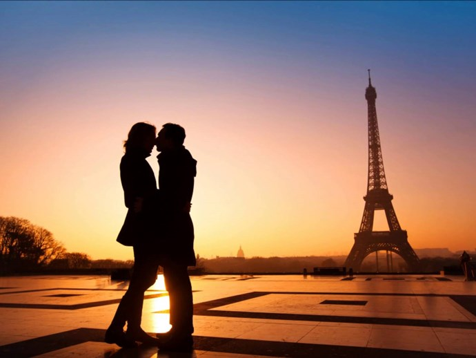 You could find love if you're travelling in these places