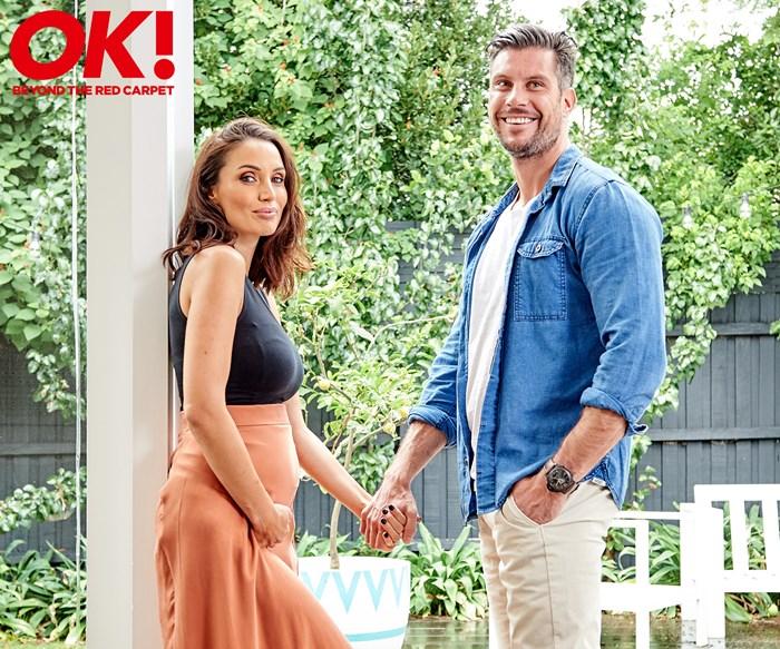"""We want to go again!"" Snezana Markoski and Sam Wood are keen to grow their brood ASAP"