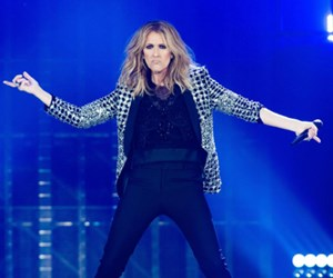 It's official: Celine Dion is one of the most DANGEROUS celebrities on the internet