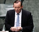 """""""He headbutted me"""": Tony Abbott says he was assaulted by a yes campaigner"""
