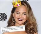 Chrissy Teigen's hilarious quest for brown bananas is a roller coaster
