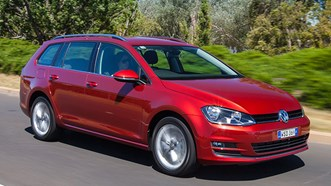 2014 Volkswagon Golf Wagon