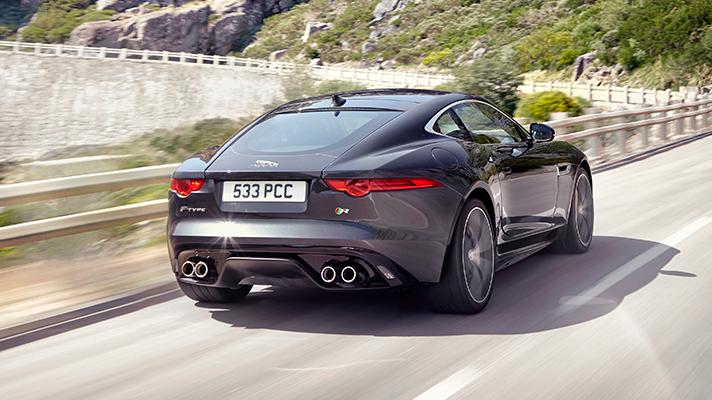 2014 Jaguar F-Type Coupe R