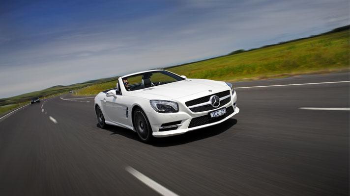 Mercedes benz sl400 top gear for Mercedes benz sl400 price