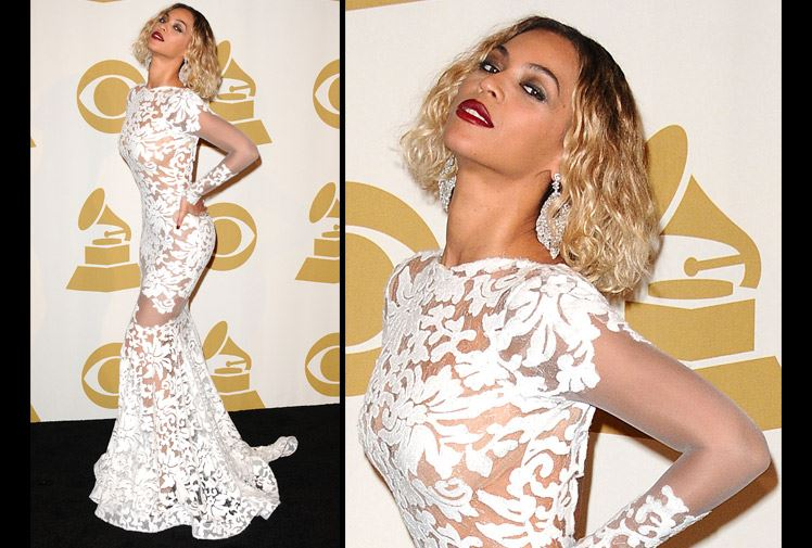 Beyonce's $10m diamond outfit   Woman's Day