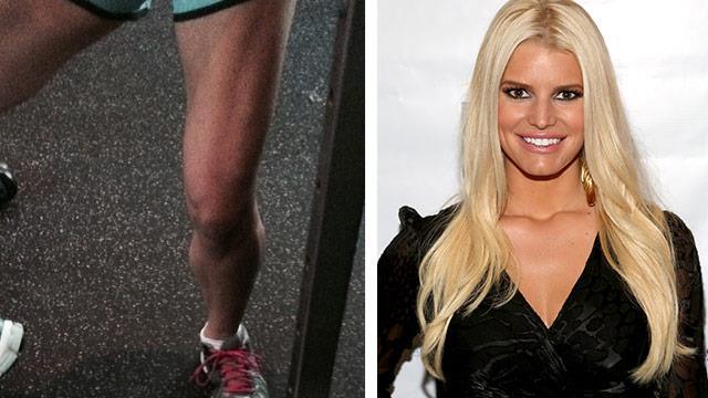 Jess-legs Why Didn't
