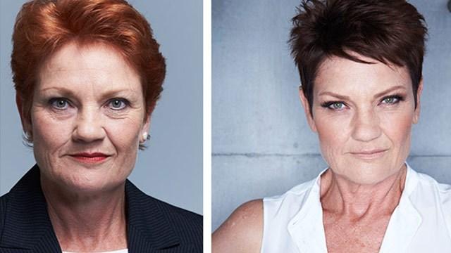 Pauline Hanson's mega-makeover: My brand new face!