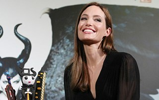 Angelina Jolie celebrates 39th birthday in China!