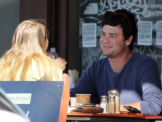Meet Bindi Irwin's handsome new boyfriend!:Luke seemed to have eyes only for Bindi too!