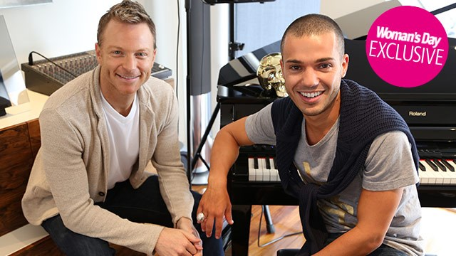 Anthony Callea and Tim Campbell: We're getting married!