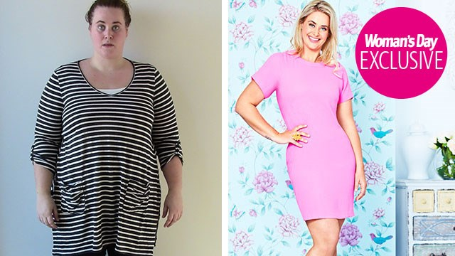 Kate DeAraugo's dramatic weight loss: How she did it