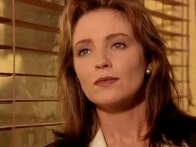 """Between 1994-2002 Rebecca became a household name as the titular character in """"Halifax f.p"""""""