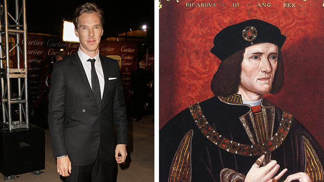 Benedict Cumberbatch Is Related To King Richard Iii