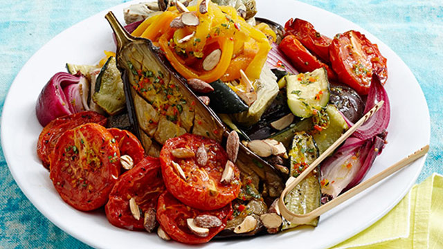 ... chargrilled marinated vegetables vegetables chargrilled marinated