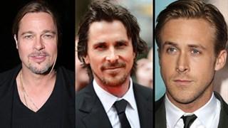 Brad Pitt Christian Bale and Ryan Gosling The Big Short: Inside the Doomsday Machine