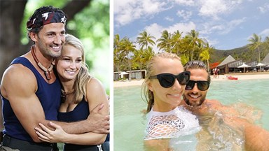 A mile-high proposal for Anna Heinrich and Tim Robarbs!