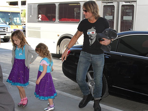 1 keith and the girls at lax