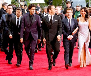 Entourage movie trailer boasts an all-star line-up
