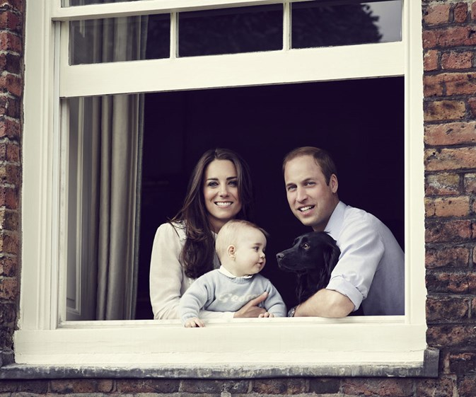 Duchess Catherine and Prince William's family home is ready for the Royal Baby!