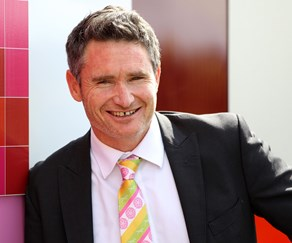 Dave Hughes opens up about his mental health