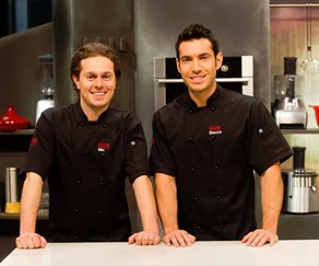 MKR alum Nic & Rocco want to help you win the next series!