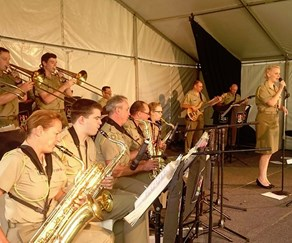 Australian Army band's emotional cover of I Was Only 19