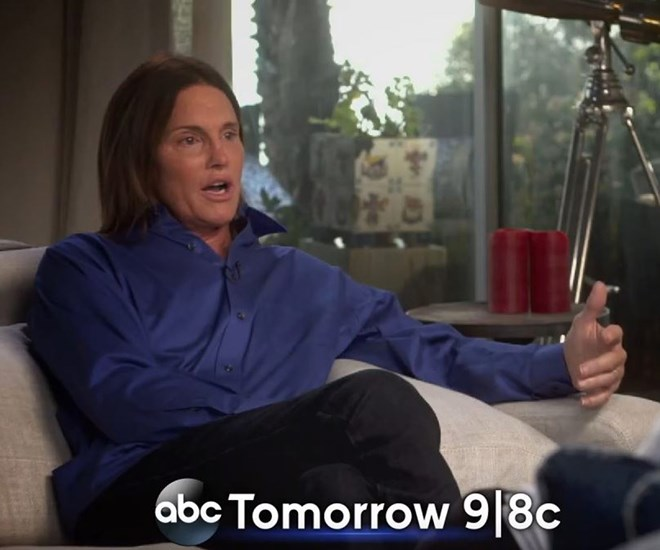 Bruce Jenner reveals gender transition in tell-all Diane Sawyer interview