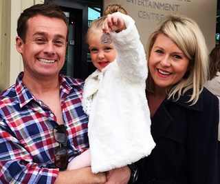 Grant Denyer's wife Cheryl confirms she is pregnant!