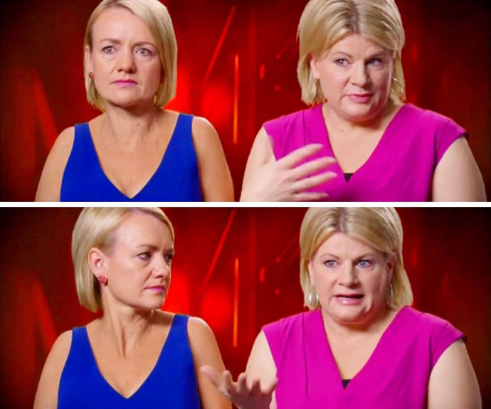 My Kitchen Rules Jac and Shaz