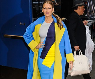 Blake Lively's EIGHT looks in one day!