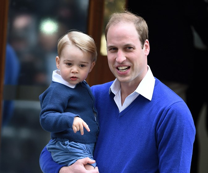 Prince William reveals Kate is the boss in their household