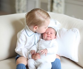 Revealed: Princess Charlotte's godparents have been confirmed
