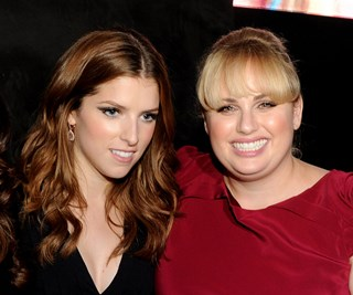 Rebel Wilson and Anna Kendrick