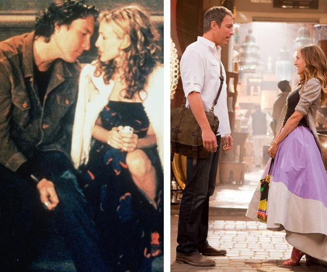 Carrie Bradshaw's boyfriends: Where are they now?