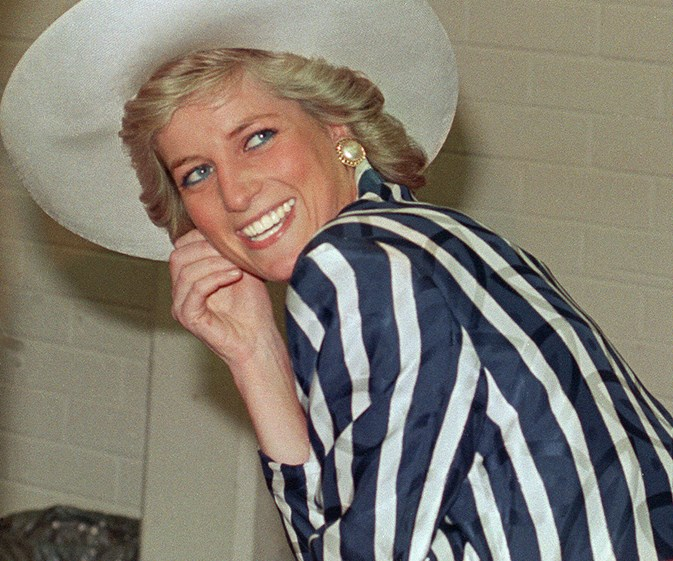 A celebration of the late Princess Diana on what would have been her 54th birthday