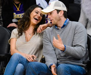 From the rumour mill: Are Ashton and Mila expecting twins?