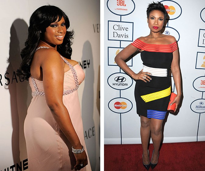 Shapeshifters! Incredible celebrity slim-downs