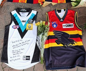 Tributes for Phil Walsh