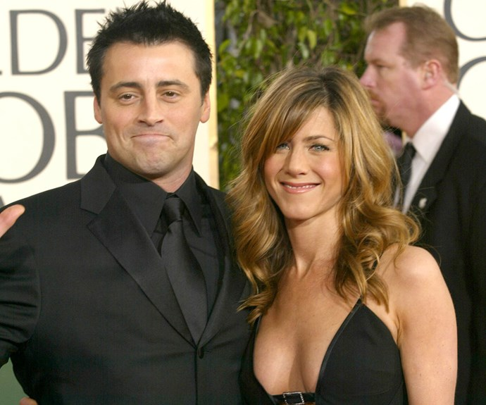 More than Friends? Jennifer Aniston and Matt LeBlanc's secret fling revealed