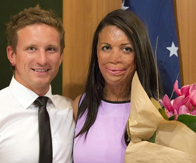 Turia Pitt is getting married!