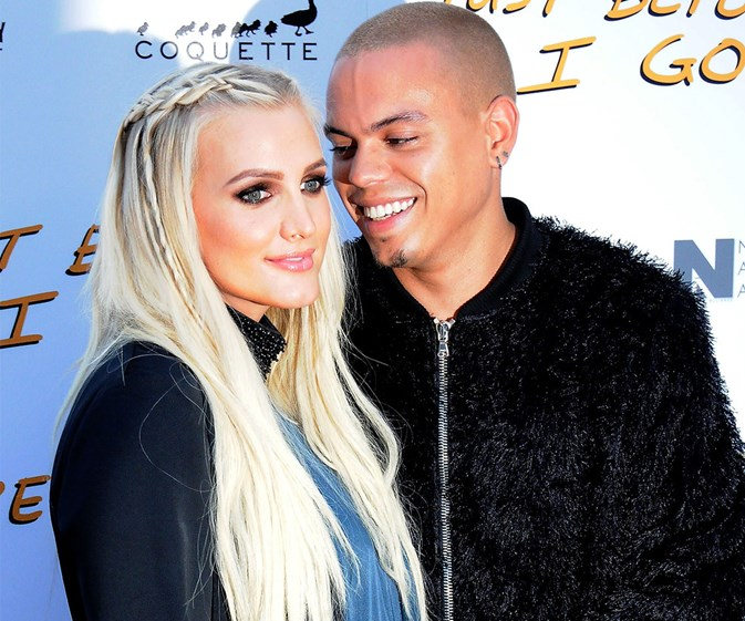 Rock star arrival: Ashlee Simpson and Evan Ross welcome a daughter!