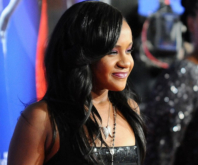 """A Bobbi Kristina Brown """"death-bed photo"""" is being shopped by a family member"""