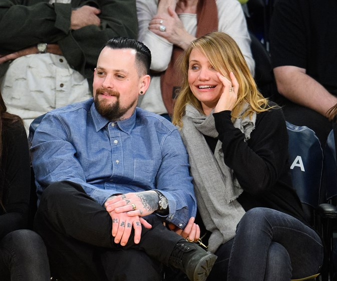 """My best friend and everything else!"" Benji Madden's sweet tribute to Cameron Diaz on her birthday!"