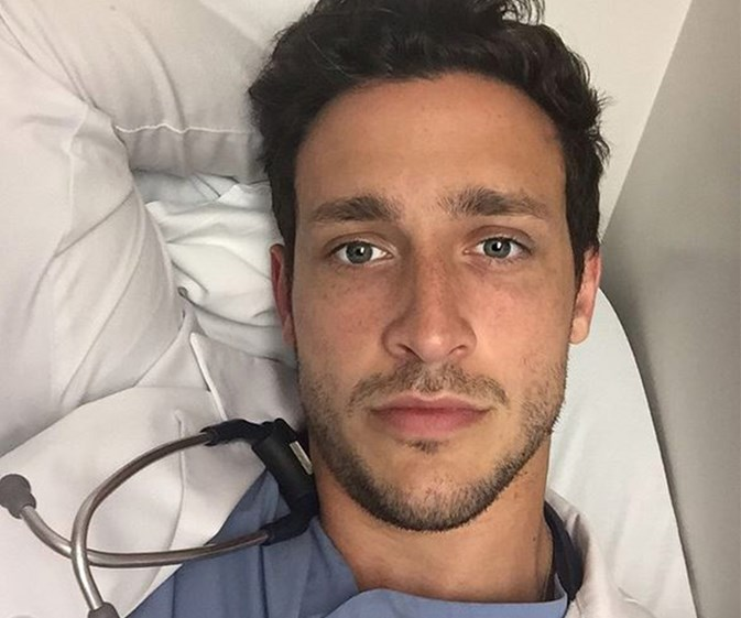Meet Instagram's real life McDreamy: Doctor Mike