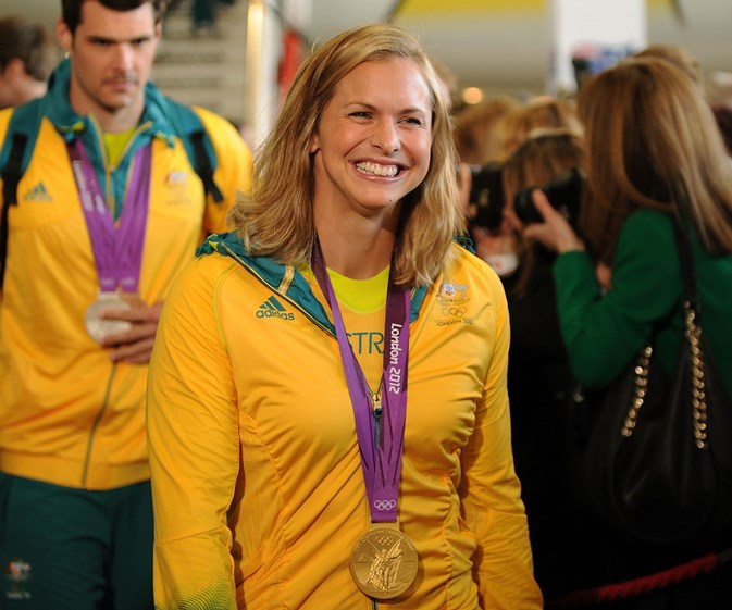 Olympian Libby Trickett welcomes a healthy baby girl after heartbreak