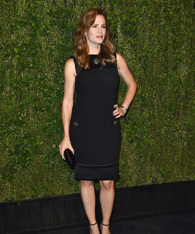 She's back! Jennifer Garner makes a stunning return to the red carpet post-divorce