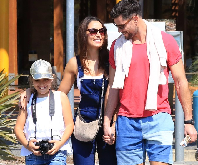 Mad about zoo! Sam and Snezana's family day out with Eve