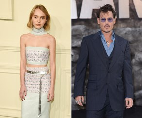 Johnny Depp reveals fears over model Lily-Rose's career